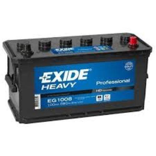 Exide Heavy Vehicle Battery