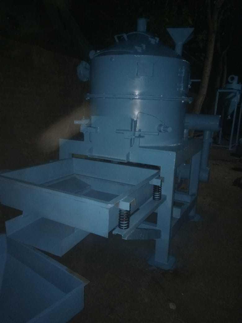 Resin Coated Sand Machine