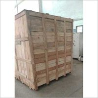 Rubberwood Export Boxes