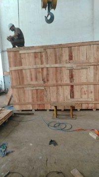 Rubberwood Export Box