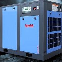 Spakk Screw Type Air Compressor