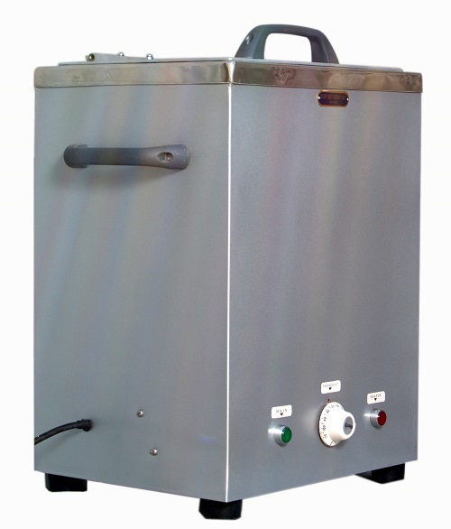 Moist Heat Therapy Unit With 4 Packs (Table Model):