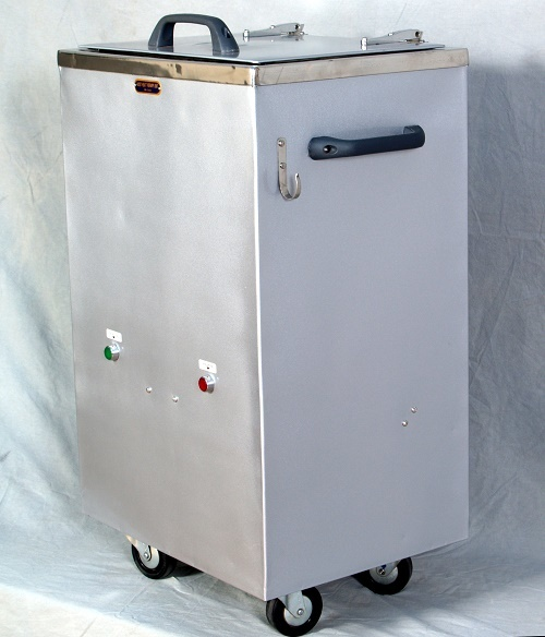 Moist Heat Therapy Unit With 8 Packs (Junior Mobile)