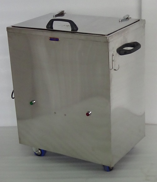 Moist Heat Therapy Unit With 12 Packs (Senior Mobile)