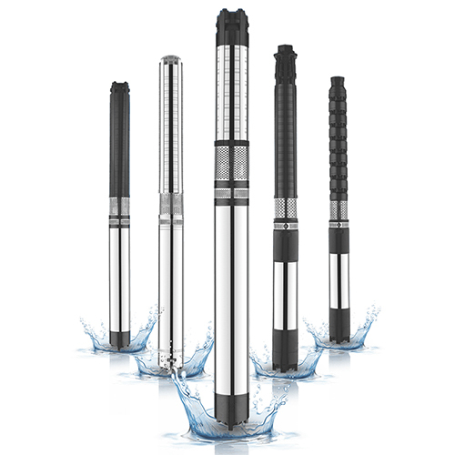 6 inc Bore Well Submersible Pump Sets