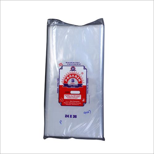 24 X 36mm Plain Plastic Bag