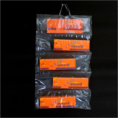 Agarbatti Plastic Bag
