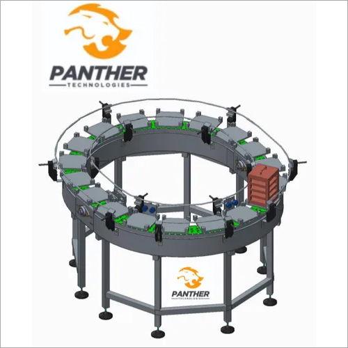 360 Degree Round Conveyor