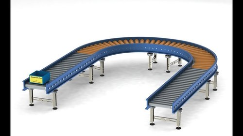 U Type Belt Conveyor