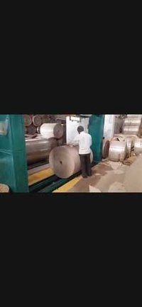 Paper Reel Wrapping Machine