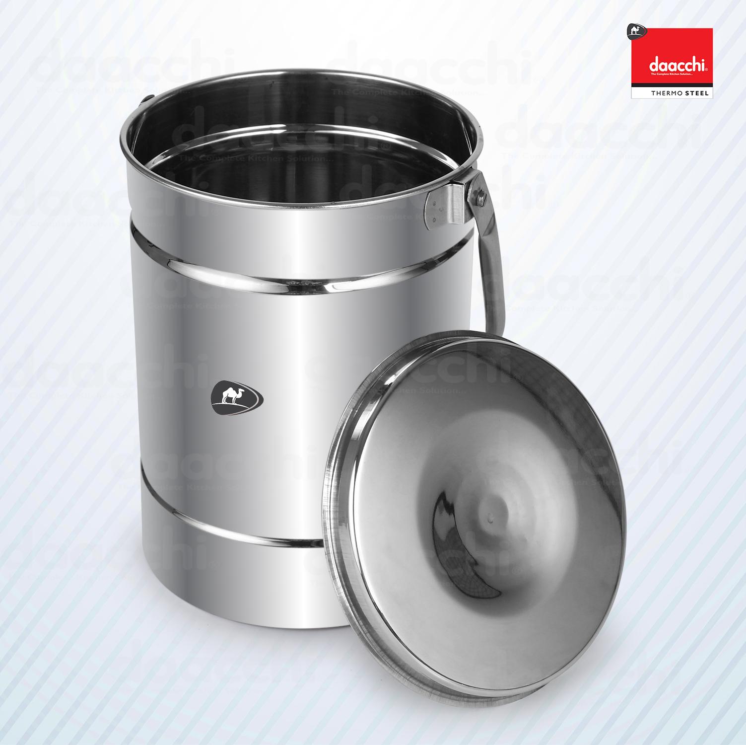 Stainless Steel Milk Dolchi