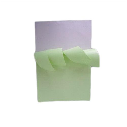 Half Cut Gumming Sheet