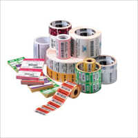 Industrial Self Adhesive Label Stock