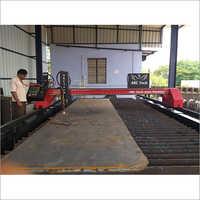 CNC Flame and Plasma Profile Cutting Machine
