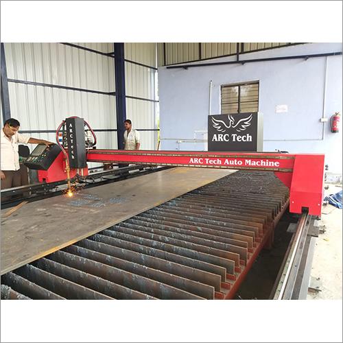 CNC Flame Profile Cutting Machine