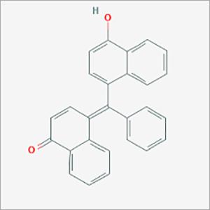 p Napthol Benzein