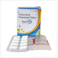 Etoricoxin And Paracetamol Tablets