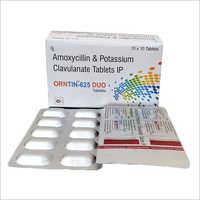 Amocycillin And Potassium Clavulanate Tablets IP