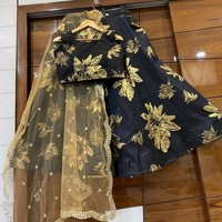 Heavy Silk Lahengha