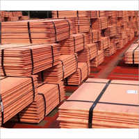 Industrial Copper Cathode