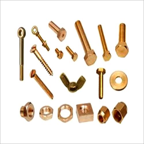 Industrial Copper Fasteners