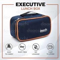 Zipper Pouch  Lunch Bag