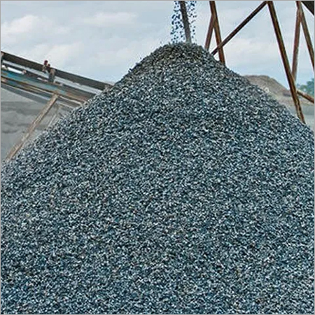 Blue Metal Stone