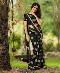 Ladies Sequnce Saree