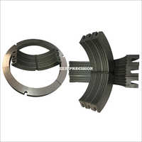 Carbon Graphite Split Segmented Seal Ring