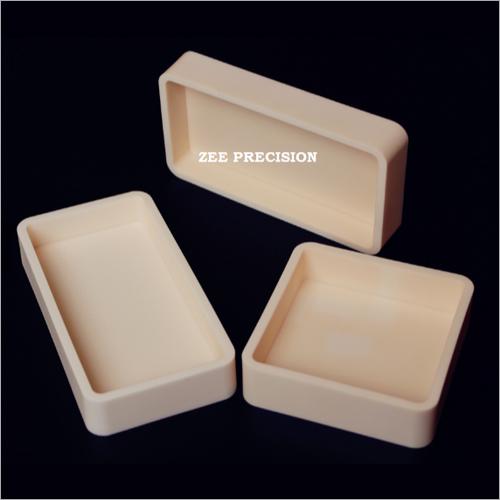 Alumina Ceramic Tray