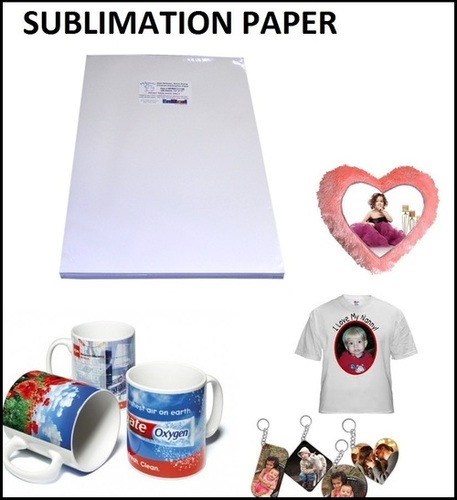 Sublimation Consumables & Media