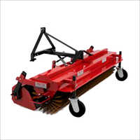 Industrial Road Sweeper Machine