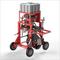 Industrial Kerb Cutting Machine