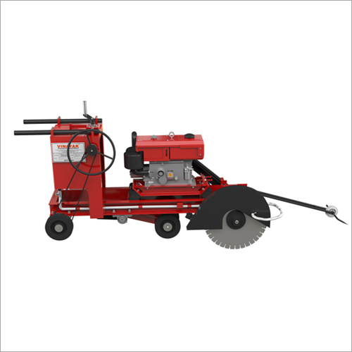 Industrial Road Cutting Machine