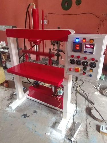 Hydraulic Dona Plate Making Machine