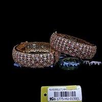 American Diamond Bangles for Wedding