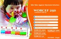 Truworth Worcef 500 (Ceftriaxone 500 mg Injection)