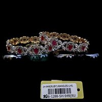 American Diamond Bangles for Special Occassion