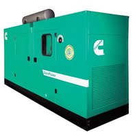Cummins 100 kVA Three Phase Silent Diesel Generator