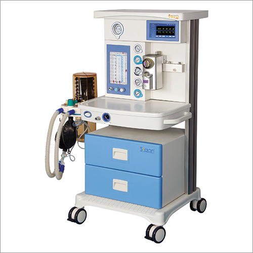 Hospital Anesthesia Workstation Machine