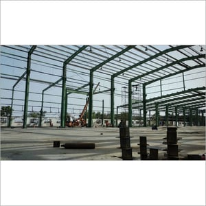 Steel Structure Modification Work
