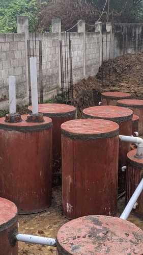 FRP Septic Tank Distributors