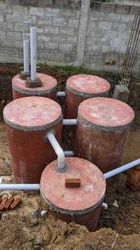 Plastic Septic Tank Distributors