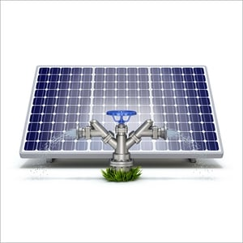 2 HP DC Solar Water Pump