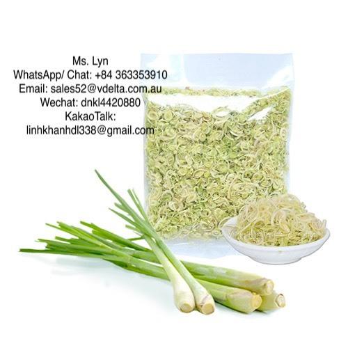 Fresh Lemongrass/ Frozen Sliced Lemongrass