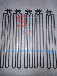 W Type Air Heater