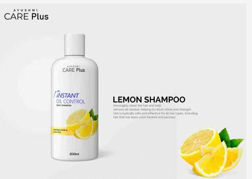 Lemon Hair Shampoo