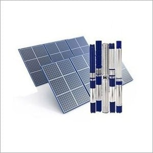 5 HP Solar Water Pump