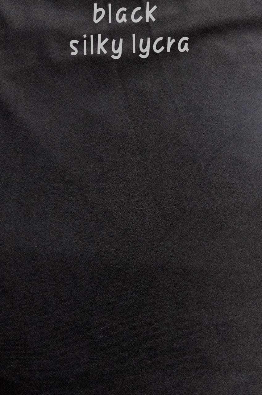 Polyester Silky Lycra ( Zurich micro - 4 way ) Fabric