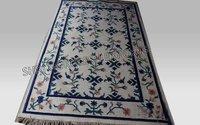 Cotton Handloom Flatweave Carpets